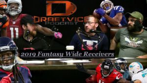 Wide Receiver Ranks
